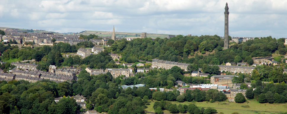 stay in west Yorkshire see Wainhouse Tower Halifax