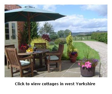 show pets welcome cottages in west yorkshire