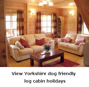 Yorkshire pine lodge holidays dogs